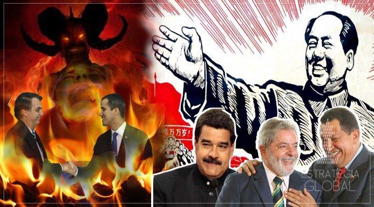 A NOVA TENTATIVA DE GOLPE NA VENEZUELA, AS LIÇÕES DE LULA E A ESQUERDA ACUADA