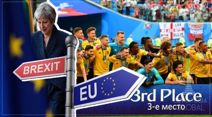 A BÉLGICA VENCE A INGLATERRA: O BREXIT CONTRA BRUXELAS