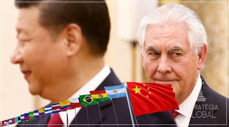A RESPOSTA CHINESA À AMEAÇA IMPERIALISTA AMERICANA CONTRA A AMÉRICA LATINA