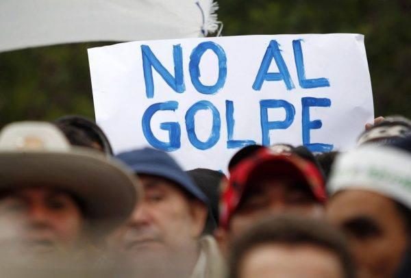 A HIPOCRISIA DOS TRÊS GOLPES RECENTES NA AMÉRICA LATINA
