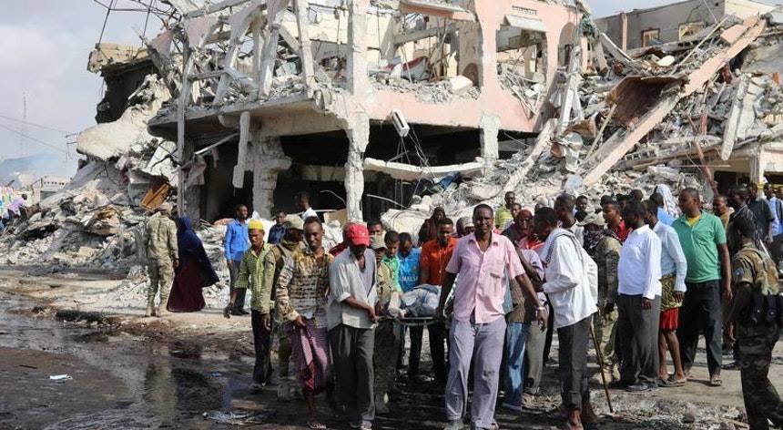 A VIDA DOS SOMALIS IMPORTA?