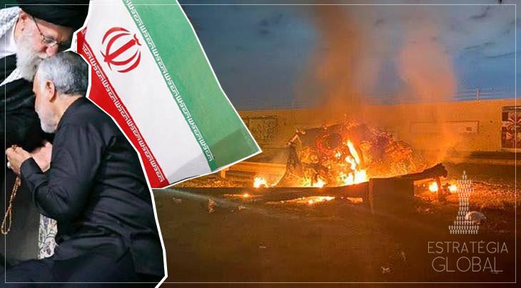 QASSEM SOLEIMANI, GENERAL DA GUARDA REVOLUCIONÁRIA IRANIANA É ASSASSINADO EM BAGDÁ; WASHINGTON ASSUME AUTORIA DO ATENTADO