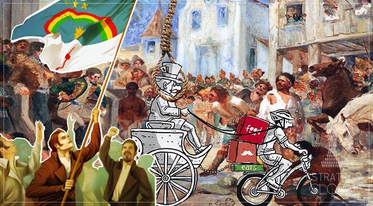 PAÍS PERNAMBUCO, UBERIZAÇÃO & COVID-19