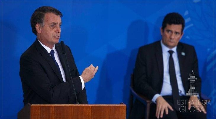 A Luta por hegemonia na extrema direita e as denúncias de Sergio Moro: entenda os crimes cometidos por Jair Bolsonaro