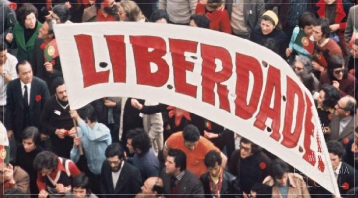 Hoje na história: Portugal vence o fascismo