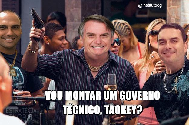 Memes [Bolsonaro]