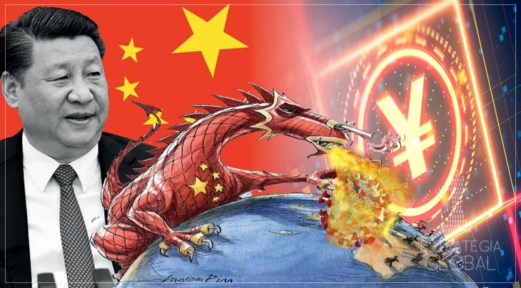 A China avança em meio ao caos e as ameaças