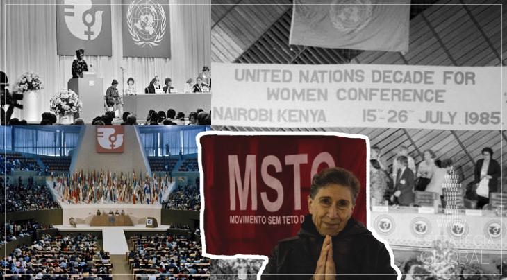 Rumo a Pequim: Como a ONU Colonizou o Movimento Feminista, por Silvia Federici