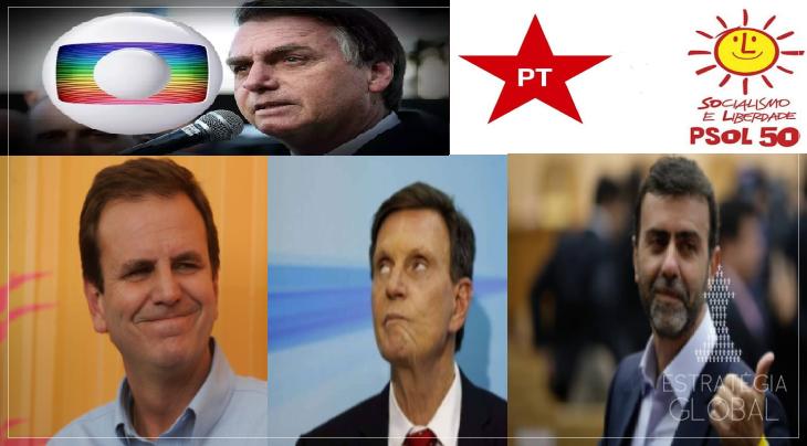 A desistência de Freixo: perspectiva eleitoral e derrota política