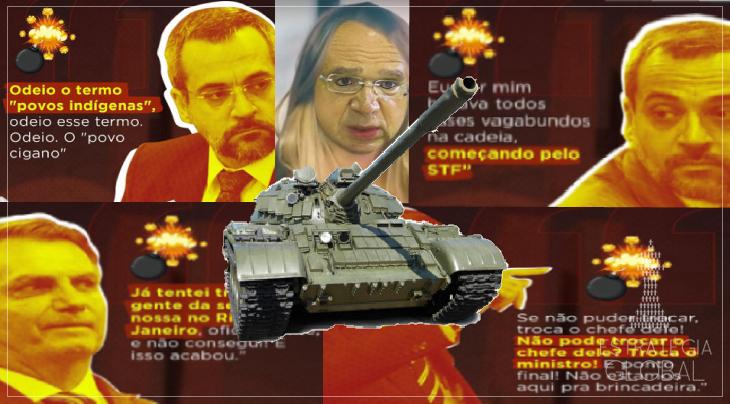 O vídeo da reunião do Bolsonaro e a destruição final da economia brasileira