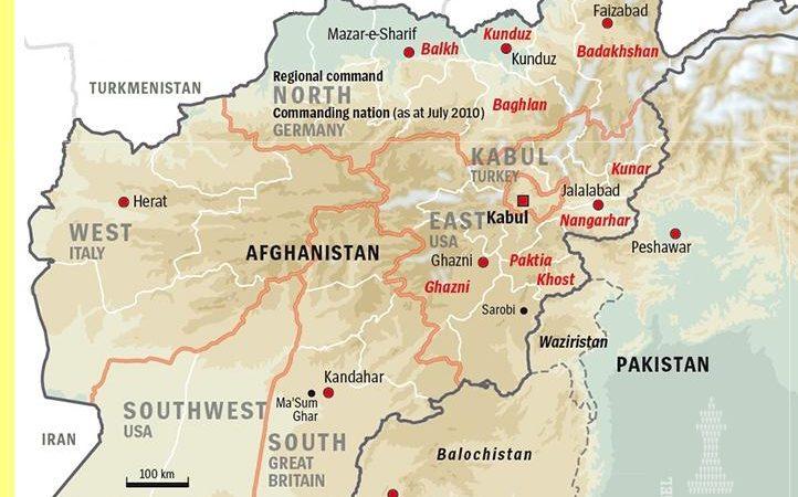 O Império informal dos EUA no Afeganistão