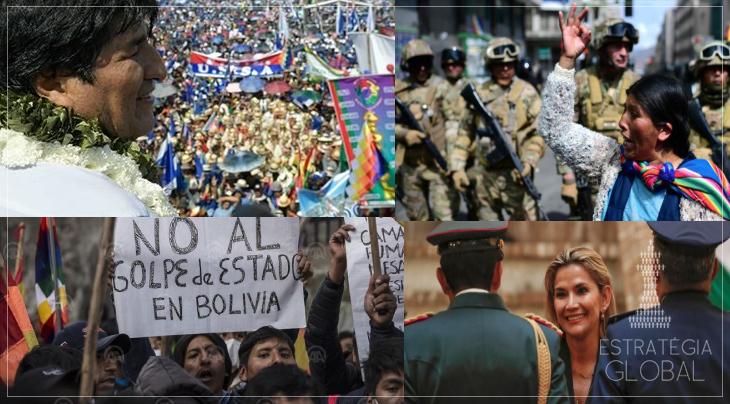 Golpe na Bolívia: participação de Bolsonaro e fraude da OEA
