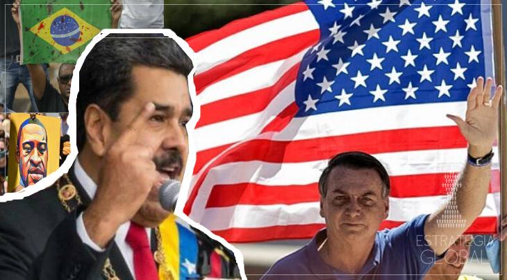 A Altivez da Chancelaria Venezuelana vs. a Submissão da Chancelaria Brasileira