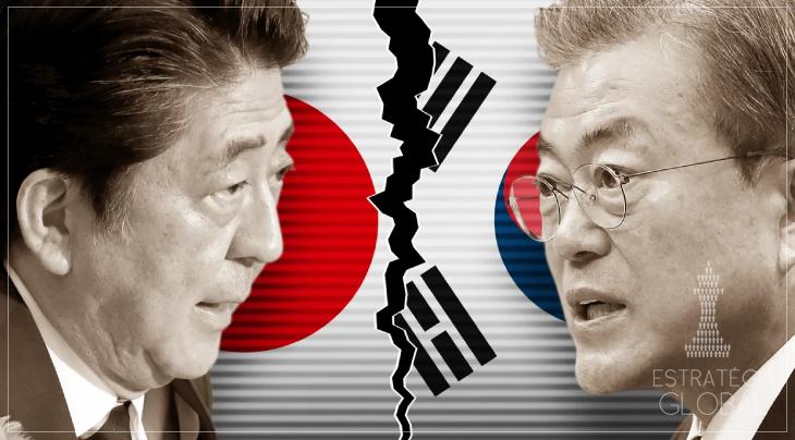 Coreia do Sul X Japão: a vida como ela é no comércio internacional (acorda Brasil!)