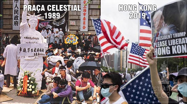 Hoje na História: o massacre (que não aconteceu) na Praça celestial