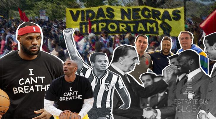 Por que os principais jogadores do futebol brasileiro não estão nas ruas contra o racismo?