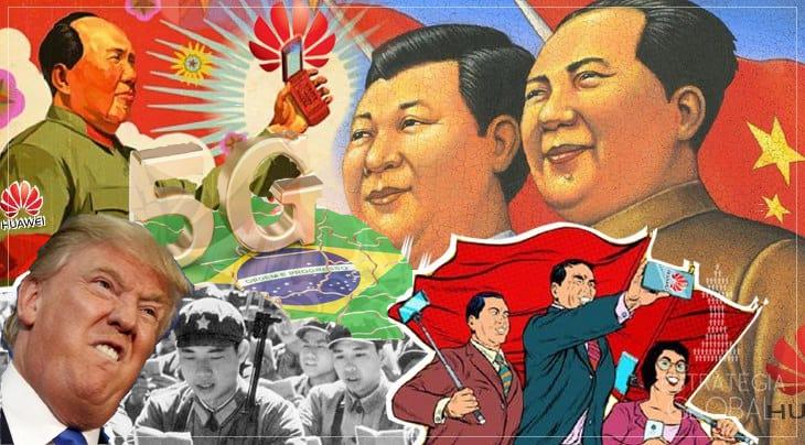 EUA lança ofensiva diplomática global contra 5G e China reage