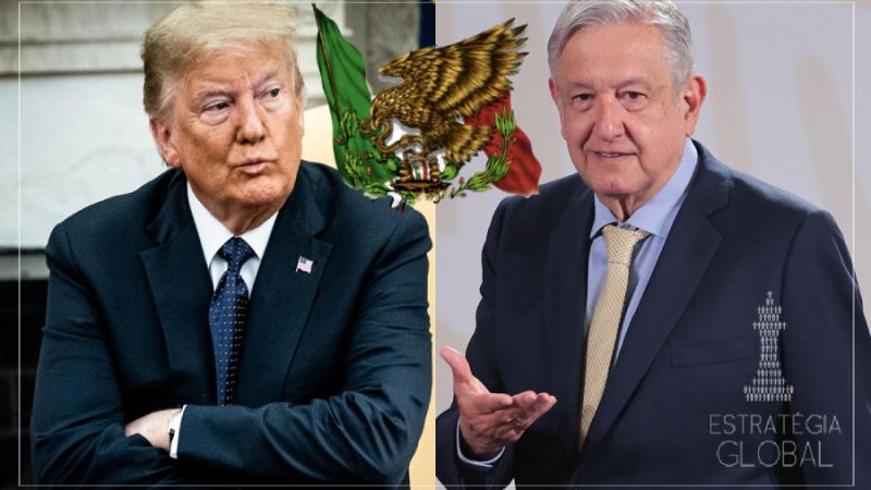 México: documentos vazados revelam conspiração de oligarcas de direita para derrubar López Obrador