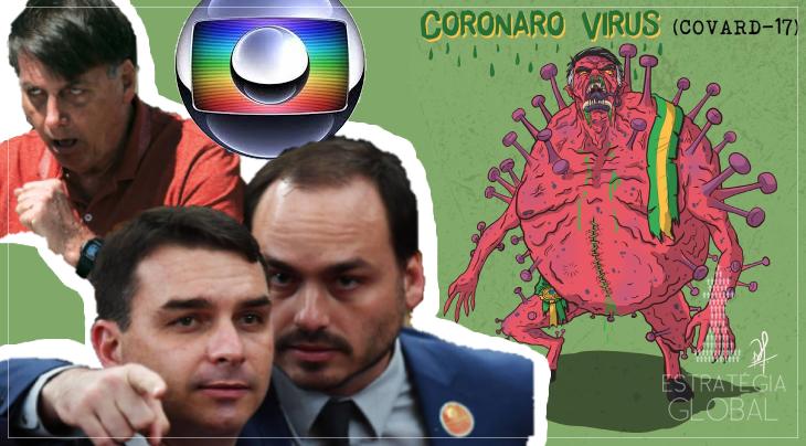Bolsonaro ama o Coronavírus