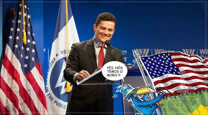 As relações entre a Lava-Jato e o Governo Americano
