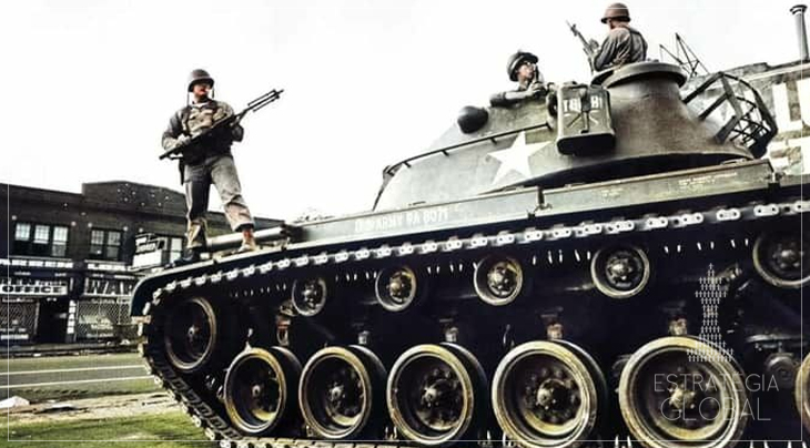 Hoje na história: uma insurreição popular nos EUA