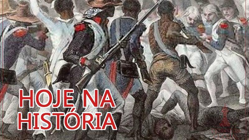 Hoje na História: as massas haitianas lançaram uma luta que fez a Terra mudar as suas bases.