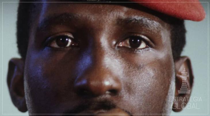 Hoje na história: Thomas Sankara tornou-se presidente  de Burkina Faso