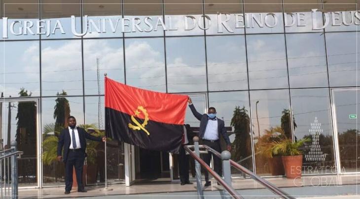 Governo angolano encerra templos da Igreja Universal do Reino de Deus