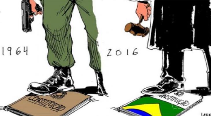 Quatro anos do Golpe de 2016 resulta em retrocessos sociais, econômicos e democráticos