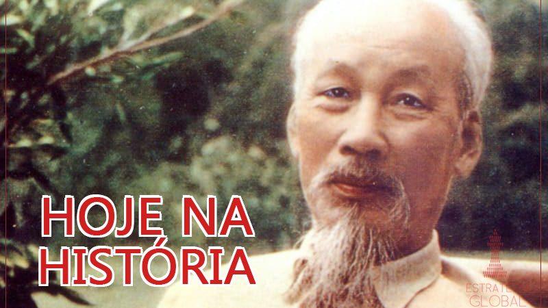 Hoje na história: falecia o revolucionário vietnamita Ho Chi Minh