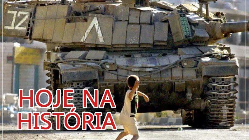 Hoje na história: Há 20 anos começava a Segunda Intifada