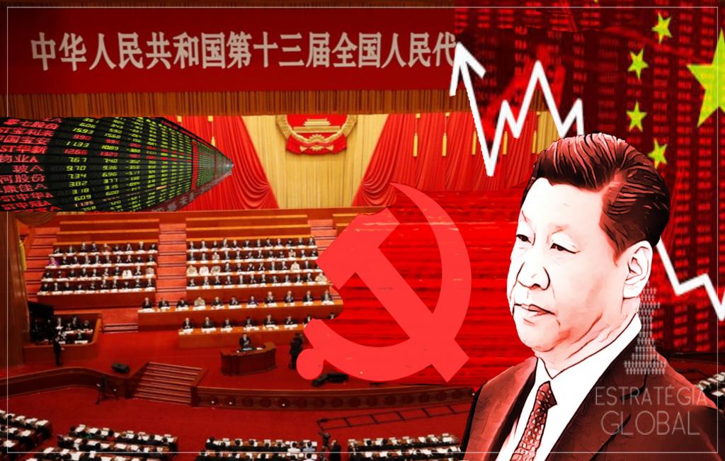China, CCP e XI