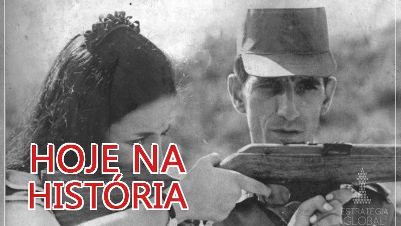 Hoje na história: Lamarca assassinado pela ditadura