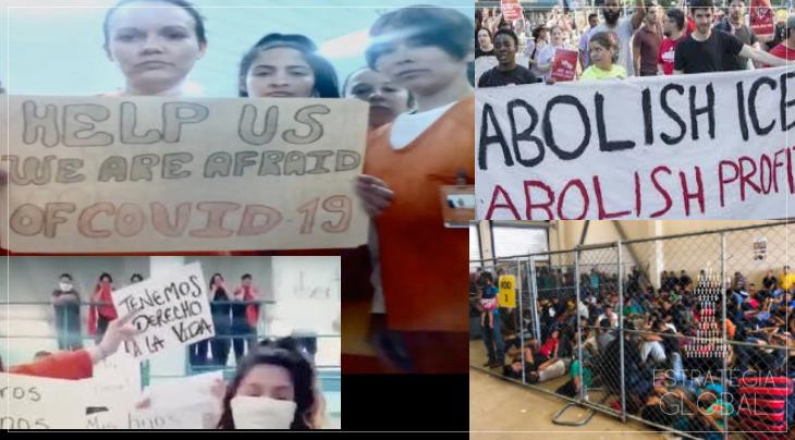 Campos de concentração nos EUA retiram úteros das imigrantes, denunciam enfermeiras