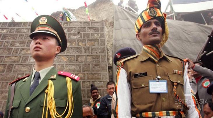 China e Índia chegam a consenso sobre alívio de tensões fronteiriças