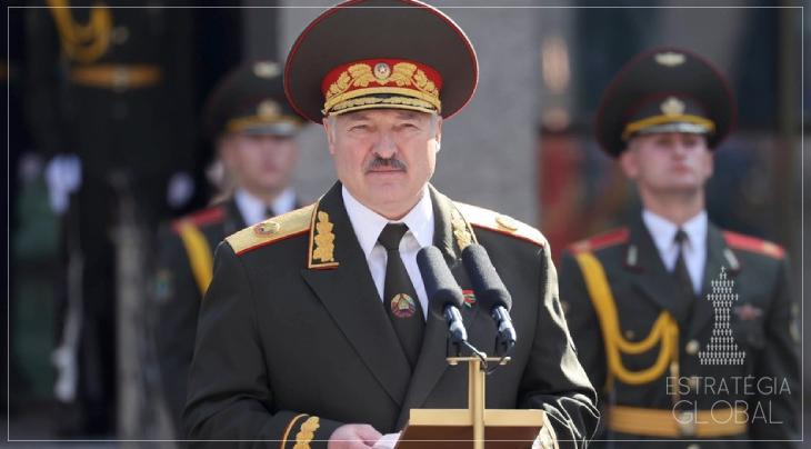 Em ação sem precedentes, Reino Unido e Canadá impõem sanções a Lukashenko