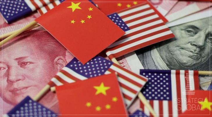 """Pompeo anuncia o início de uma """"coalizão global"""" contra a China"""