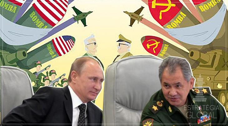 """Ministro da Defesa russo: """"A OTAN quer voltar ao confronto dos tempos da Guerra Fria"""""""