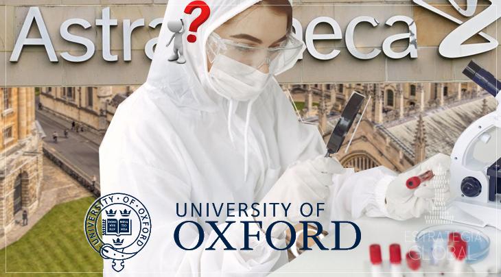 Testes da vacina AstraZeneca de Oxford são interrompidos devido a 'reação inexplicável'