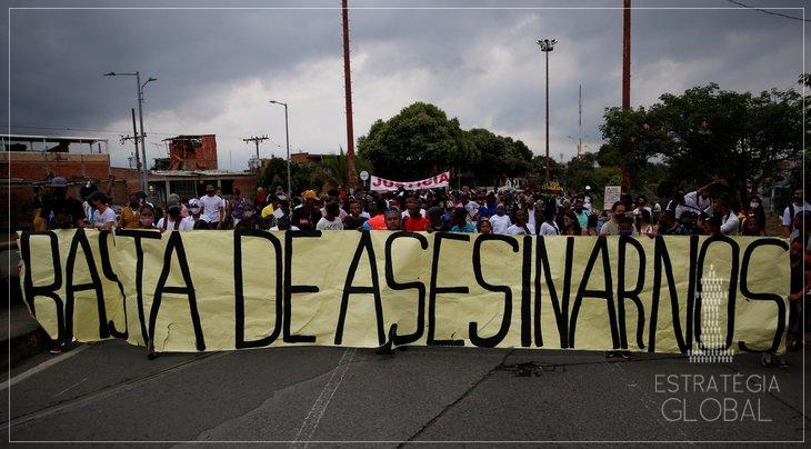Alerta na Colômbia: com quatro massacres em menos de 24 horas o país soma 200 vítimas em 2020