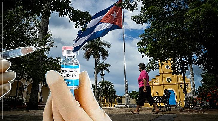 A vacina cubana Soberana 01 que não está na grande mídia