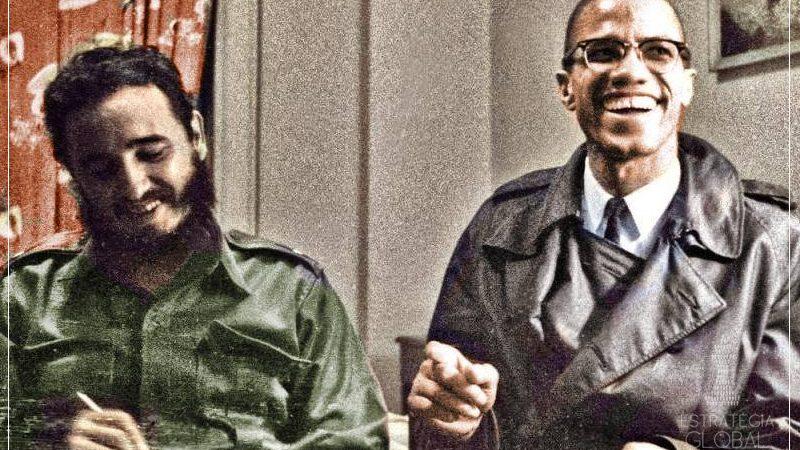 Quando Malcolm X conheceu Fidel Castro no Harlem