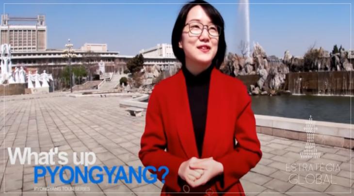 Conheça Un A, a jovem youtuber da Coreia do Norte