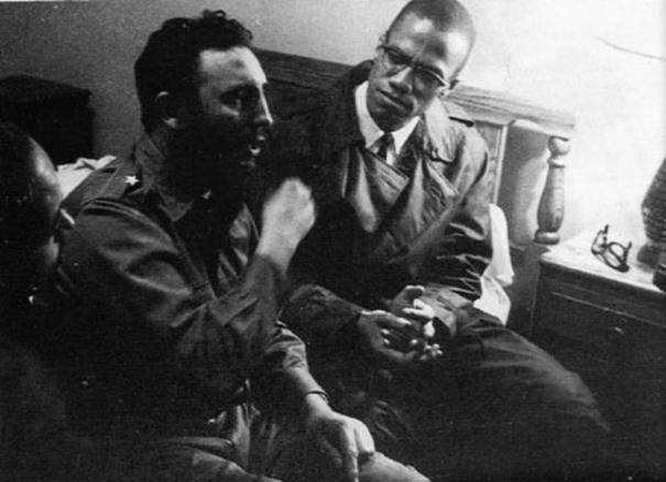 Quando Malcolm X conheceu Fidel Castro no Harlem - Estratégia Global