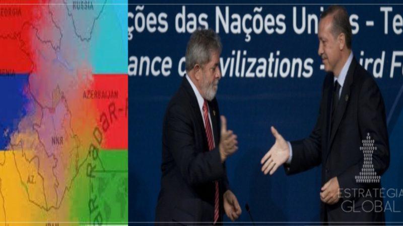 O pedido de Lula de paz para o Cáucaso e o outro mundo possível