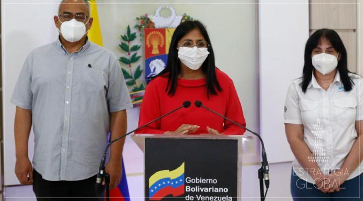 """A Venezuela formaliza perante a OMS a descoberta da molécula que """"inibe 100%"""" a covid-19"""