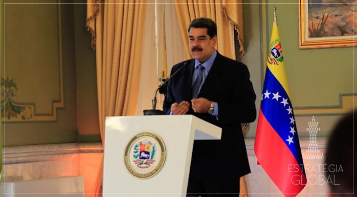 Maduro denuncia ataque terrorista contra a principal refinaria do país