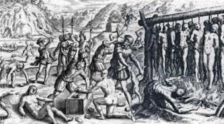 Descolonização | Quem foi Cristóvão Colombo?