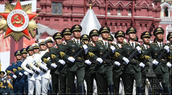 Uma aliança militar Rússia-China seria suficiente contra o imperialismo americano?