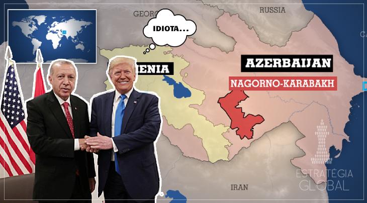 Nagorno-Karabakh: a OTAN apoia a Turquia enquanto procura eliminar o Presidente Erdoğan